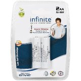 Envie 2100mah 2nos AA Infinity Rechargeble Battery