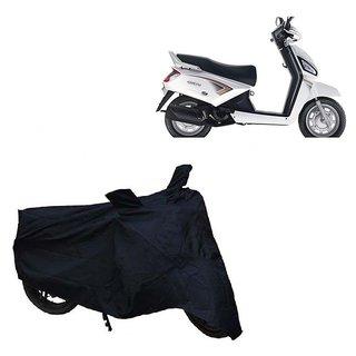 Auto MAX Premium Black-Matty Bike Body Cover For Mahindra  Gusto