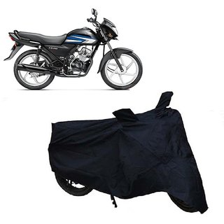 Auto MAX Premium Black-Matty Bike Body Cover For Honda CD 110 Dream