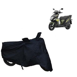 Auto MAX Premium Black-Matty Bike Body Cover For Yamaha  Cygnus Ray ZR