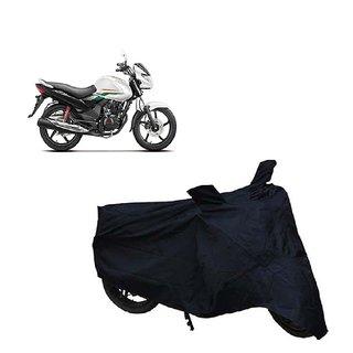 Auto MAX Premium Black-Matty Bike Body Cover For Hero Achiever