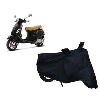 Auto MAX Premium Black-Matty Bike Body Cover For Vespa LX 125