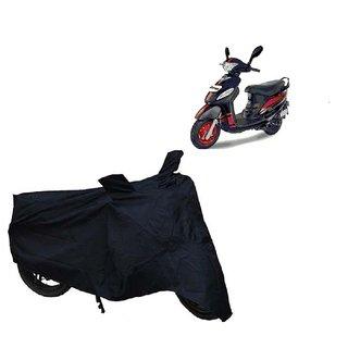 Auto MAX Premium Black-Matty Bike Body Cover For Mahindra  Rodeo