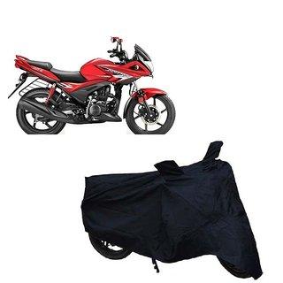Auto MAX Premium Black-Matty Bike Body Cover For Hero Ignitor