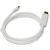 6FT Mini Display Port To HDMI Cable Video Audio For Apple MacBook Pro Air