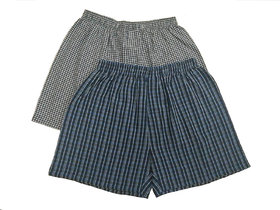 AKAAS Men's Cotton Boxer (Pack of 2)