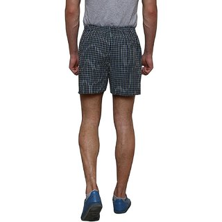 AKAAS Mens Cotton Boxer (Pack of 2)