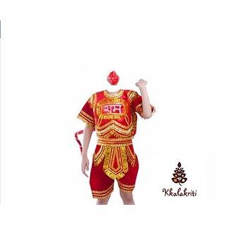 Hanuman Bajrangbali Mythological Fancy Dress Costume For Kids