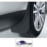 Uneestore- Nissan Terreno-Mud Flaps O.E Type Set Of 4 Pcs With Free Car Shaped Led Key Chain