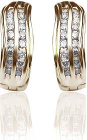Azira Jewels Elata Diamond Earrings
