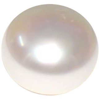 Jaipurforyou certified Pearl(Moti) approx 3.80 cts or 4.25 ratti Super Deluxe quality gemstone