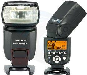 Yongnuo YN560-IV Professional YN560-IV 2.4GHz Speedlite Flash Light Support Wireless Master Function