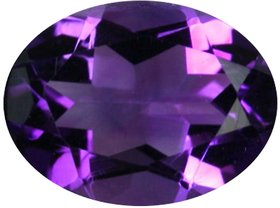Jaipurforyou certified Amethyst(Katela) approx 13.70 cts or 15.25 ratti Super Deluxe quality gemstone