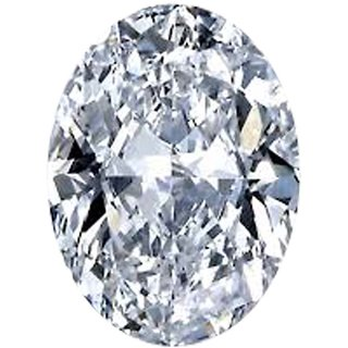 Jaipurforyou certified Zircon(Jarkan) approx 7.40 cts or 8.25 ratti Super Deluxe quality gemstone