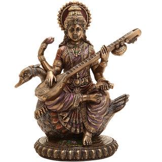 Buy Shivika Enterprises Goddess Saraswati Education Idol