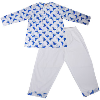 0e31d724c7f8 Buy GiggleBuns Cotton Night Suit Set for baby boys sleepwear for ...