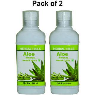 Herbal Hills Aloehills Swaras (Combo)