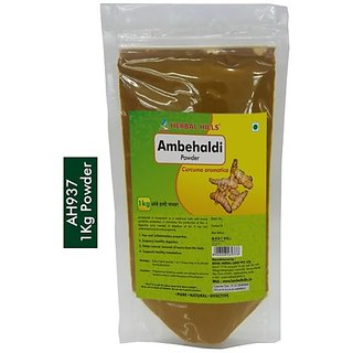 Herbal Hills Ambehaldi Powder - 1 kg powder