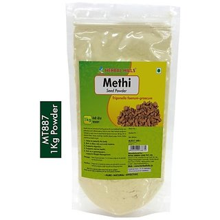 Herbal Hills Methi Seed Powder - 1 kg powder