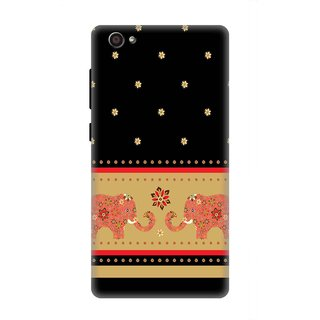 Seasons4You Designer back cover for  VIVO Y55