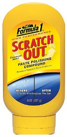 Air show -Formula 1 Scratch Out Heavy Duty Paste (207 G) Orginal USA