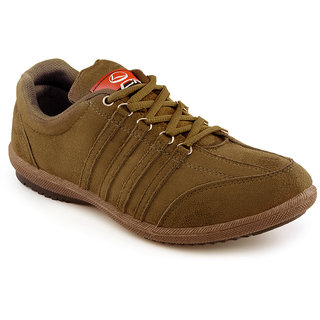 Lancer Brown Shoes