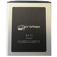 Replacement  Battery For Micromax Canvas A111 2100 MAh