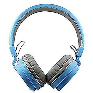 Vinimox  Wireless Dolby Sound Bluetooth Over the Head Headphone With FM and Micro SD Compatible With All Android Phones