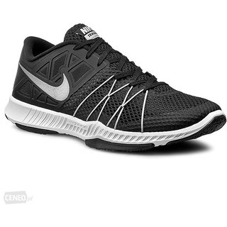 NIKE MenS Black Running Shoes