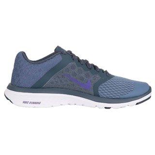 NIKE WomenS Blue Runing Shoes