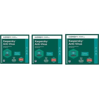KASPERSKY antivirus 1 device 1 year