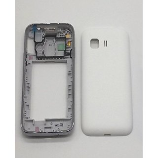Full Body Housing Panel For Samsung Galaxy Young2 G130(WHITE)