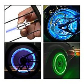 Colorfull Magic Tire Flashing Flash Wheel Lights