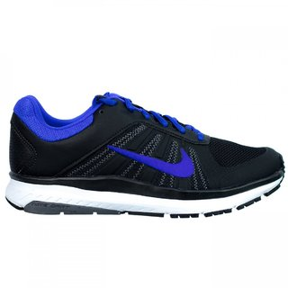 Nike MenSBlack Running Shoes