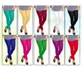 Multicolor Cotton Legging (Sizes Medium,Large,Xl,XXL)