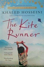 The Kite Runner Tenth anniversary edition  (English, Paperback, Khaled Hosseini)
