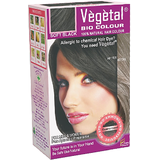 Vegetal Natural Hair Colour- Soft Black (120 G)