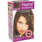 Vegetal Natural Hair Colour- Dark Brown (120 G)