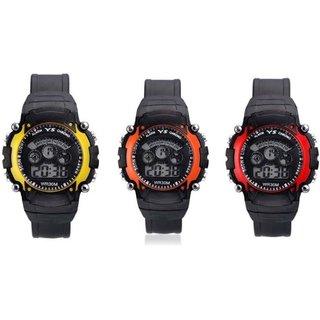 Digital Watch 7LIGHT 66728 Analog-Digital Watch - For Boys  Girls
