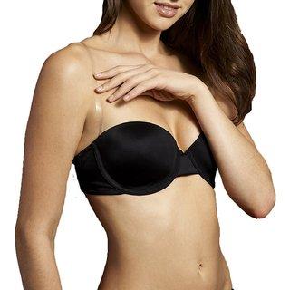IndiRocks Women Bra Strap Stretchable Strap Adjustable Bra Strap Invisible Bra Strap- PACK OF 2