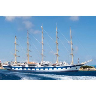 Avikalp Exclusive AZOHP3033 Star Clipper In Bonaire Full HD Poster Latest Best New 3D Look Beautiful
