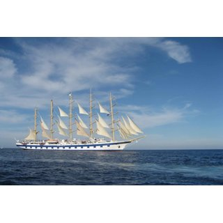 Avikalp Exclusive AZOHP3040 Star Clippers Cruise News Travel Adventure Full HD Poster Latest Best New 3D Look Beautiful