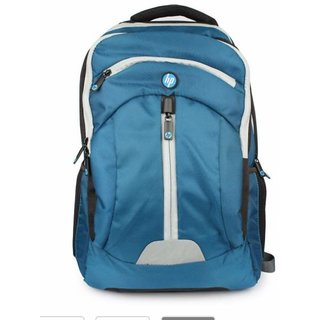 31bd1695e47c Buy HP 15.6 Black Blue Laptop Backpack Premium Online - Get 62% Off