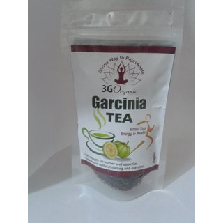 Garcinia Cambogia Tea Slim Tea Per Pack of 50 Gms BUY 2 GET 1 FREE From 3G Organic