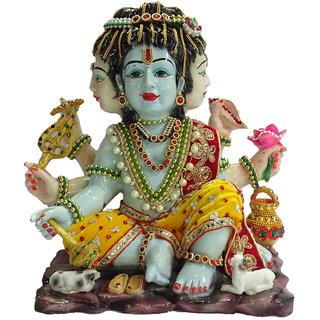 Paras Magic Brahma Vishnu Mahesh idol