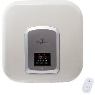 Kalptree - Quartz 25 Liters - Water Heater / Geyser (Off-White - Silver)