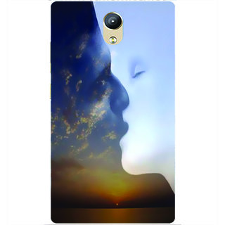 Printgasm Lenovo Phab2 printed back hard cover/case,  Matte finish, premium 3D printed, designer case