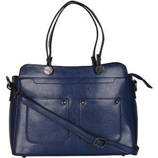 a2bf99c45a9a Buy Don Cavalli Blue PU Handbag for Women Online   ₹999 from ShopClues