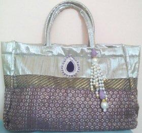 Stylish glittering Bag