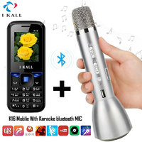 IKall K16 (Dual Sim, 1.8 Inch Display, 800 Mah Battery,